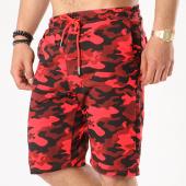 /achat-shorts-jogging/sixth-june-short-jogging-m3221cst-rouge-noir-camouflage-137556.html