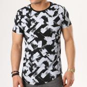 /achat-t-shirts-longs-oversize/classic-series-tee-shirt-oversize-16-noir-gris-137767.html