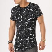 /achat-t-shirts-longs-oversize/classic-series-tee-shirt-oversize-08-noir-gris-137815.html