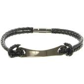 /achat-bracelets/frilivin-bracelet-4568-5-noir-argente-138026.html