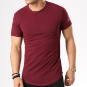 /achat-t-shirts-longs-oversize/aarhon-tee-shirt-oversize-1805-bordeaux-138485.html