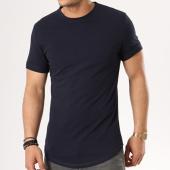 /achat-t-shirts-longs-oversize/aarhon-tee-shirt-oversize-1802-bleu-marine-138494.html