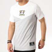 /achat-t-shirts/majestic-athletic-tee-shirt-klass-anaheim-ducks-blanc-gris-chine-138453.html