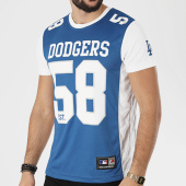 /achat-t-shirts/majestic-athletic-tee-shirt-de-sport-dene-los-angeles-dodgers-bleu-clair-blanc-138467.html