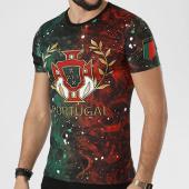 /achat-t-shirts/john-h-tee-shirt-de-sport-160968-vert-rouge-138658.html