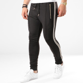 /achat-pantalons-joggings/project-x-pantalon-jogging-bandes-brodees-88184431-noir-blanc-dore-139089.html