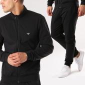 /achat-ensembles-survetement/emporio-armani-ensemble-pyjama-veste-zippee-pantalon-111795-cc570-noir-139131.html