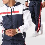 /achat-ensembles-survetement/zayne-paris-ensemble-de-survetement-bandes-brodees-j1035-bleu-marine-blanc-rouge-139223.html