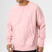 /achat-sweats-col-rond-crewneck/champion-sweat-crewneck-211664-rose-139383.html