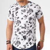 /achat-t-shirts-longs-oversize/frilivin-tee-shirt-oversize-7241-blanc-noir-139670.html