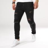 /achat-jeans/frilivin-jean-slim-troue-j019-noir-139679.html