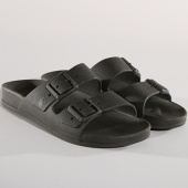 /achat-claquettes-sandales/cacatoes-sandales-rio-de-janeiro-gris-anthracite-139822.html