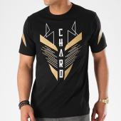 /achat-t-shirts/charo-tee-shirt-opening-noir-139752.html