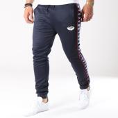 /achat-pantalons-joggings/charo-pantalon-jogging-avec-bandes-ambition-bleu-marine-139777.html