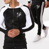 /achat-ensembles-survetement/uniplay-ensemble-de-survetement-bandes-brodees-up-l7-noir-blanc-139769.html
