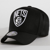 /achat-casquettes-de-baseball/mitchell-and-ness-casquette-brooklyn-nets-eu1033-noir-blanc-140068.html