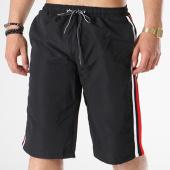 /achat-maillots-de-bain/john-h-short-de-bain-avec-bandes-2p008-noir-140215.html