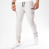 /achat-jogger-pants/john-h-jogger-pant-avec-zips-7666-gris-clair-140358.html