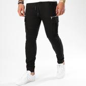 /achat-jogger-pants/john-h-jogger-pant-avec-zips-7666-noir-140365.html