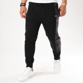 /achat-pantalons-joggings/unkut-pantalon-jogging-show-noir-camouflage-gris-140414.html