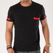 /achat-t-shirts-poche/aarhon-tee-shirt-poche-luigi-noir-rouge-140525.html