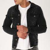 /achat-vestes-jean/classic-series-veste-jean-1767-noir-140568.html