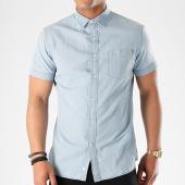 /achat-chemises-manches-courtes/celio-chemise-manches-courtes-lariquy-bleu-clair-140604.html