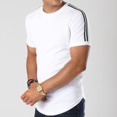 /achat-t-shirts-longs-oversize/lbo-tee-shirt-oversize-avec-bandes-noir-et-blanc-453-blanc-140590.html