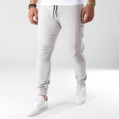/achat-jogger-pants/john-h-jogger-pant-avec-zips-7663-gris-clair-140816.html