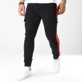 /achat-jogger-pants/john-h-jogger-pant-avec-bandes-p7662-noir-rouge-140821.html
