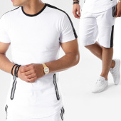 /achat-ensembles-survetement/john-h-ensemble-tee-shirt-oversize-short-jogging-618-blanc-noir-140867.html