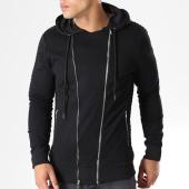 /achat-sweats-zippes-capuche/terance-kole-sweat-zippe-capuche-79608-noir-140788.html