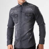 /achat-chemises-manches-longues/classic-series-chemise-manches-longues-jean-16348-gris-anthracite-140920.html