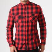 /achat-chemises-manches-longues/classic-series-chemise-manches-longues-16363-rouge-noir-140924.html