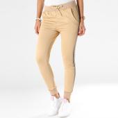 /achat-pantalons-joggings/project-x-pantalon-jogging-avec-bandes-femme-f184006-beige-noir-140883.html