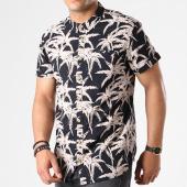 /achat-chemises-manches-courtes/blend-chemise-manches-courtes-20706944-noir-ecru-floral-140972.html