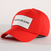 /achat-casquettes-de-baseball/calvin-klein-casquette-0258-rouge-blanc-141154.html