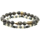 /achat-bracelets/icon-brand-lot-de-2-bracelets-cupid-combo-gris-anthracite-blanc-141072.html