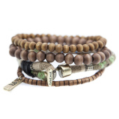 /achat-bracelets/icon-brand-lot-de-4-bracelets-parthian-marron-141091.html