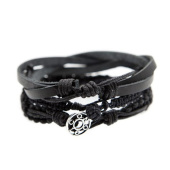 /achat-bracelets/icon-brand-lot-de-3-bracelets-cobain-combo-noir-141094.html