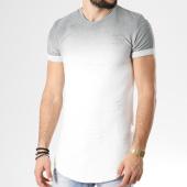 /achat-t-shirts-longs-oversize/john-h-tee-shirt-oversize-t09165-gris-degrade-blanc-141126.html
