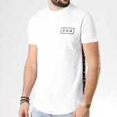 /achat-t-shirts-longs-oversize/304-clothing-tee-shirt-oversize-avec-bandes-essentials-blanc-noir-141182.html