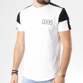 /achat-t-shirts-longs-oversize/304-clothing-tee-shirt-oversize-avec-bandes-elite-tape-blanc-noir-141183.html