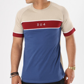 /achat-t-shirts/304-clothing-tee-shirt-idiom-bleu-marine-beige-bordeaux-141186.html