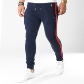 /achat-pantalons-joggings/gov-denim-pantalon-jogging-avec-bandes-184000-bleu-marine-141215.html