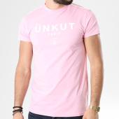 /achat-t-shirts/unkut-tee-shirt-link-rose-141233.html
