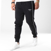 /achat-pantalons-joggings/unkut-pantalon-jogging-link-noir-blanc-141236.html