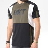 /achat-t-shirts/unkut-tee-shirt-feel-vert-kaki-noir-141242.html