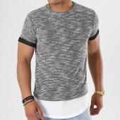 /achat-t-shirts-longs-oversize/frilivin-tee-shirt-oversize-6794-noir-chine-141391.html
