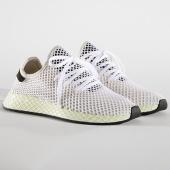 /achat-baskets-basses/adidas-baskets-deerupt-runner-cq2629-chalk-white-core-black-141448.html